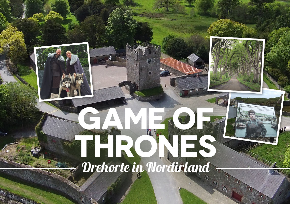 Game of Thrones Drehorte Nordirland
