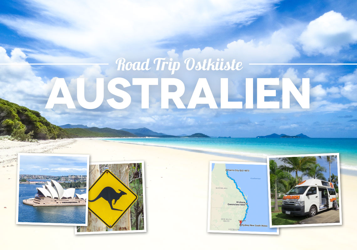 Australien Ostküste Highlights