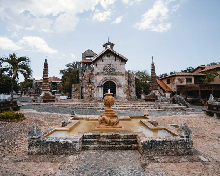 Dominikanische Republik – Altos de Chavon