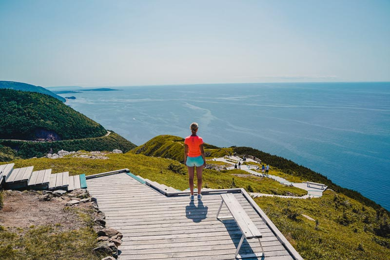 Skyline Trail Cape Breton Island