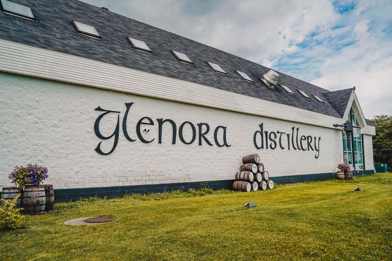 Glenora Inn Distillery – Nova Scotia Rundreise