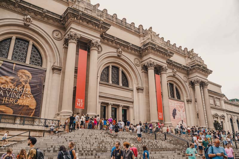 Metropolitan Museum of Art / MeT