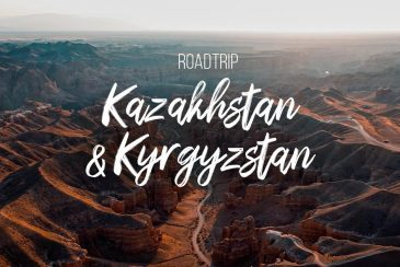 Rundreise durch Kasachstan & Kirgistan | Roadtrip through Kazakhstan & Kyrgyzstan