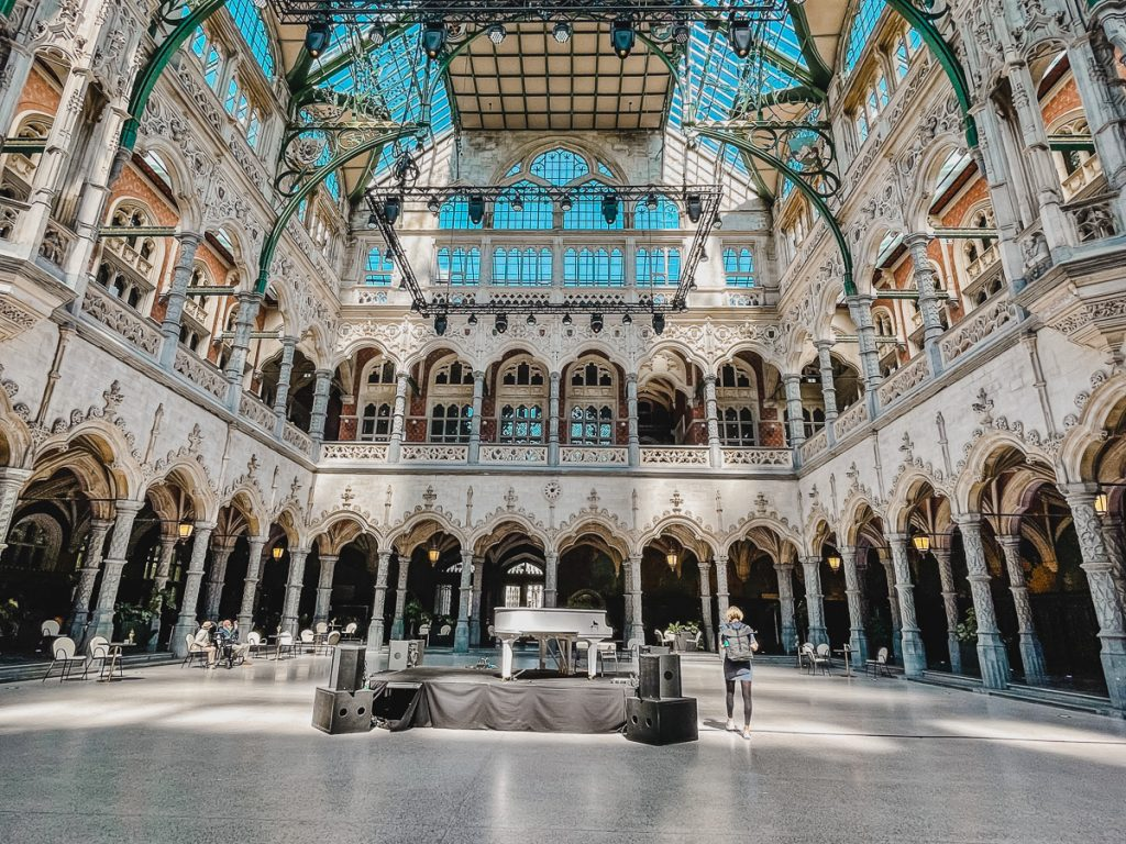 Antwerpen Belgien Handelsbeurs Börse