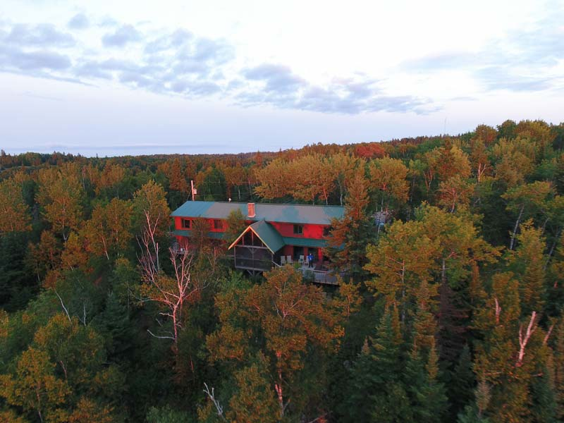 Manitoba Rundreise Falcon-Trails-Resort