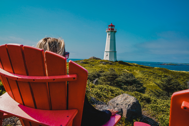 Nova Scotia Tipps: Der Lighthouse Trail in Louisburg