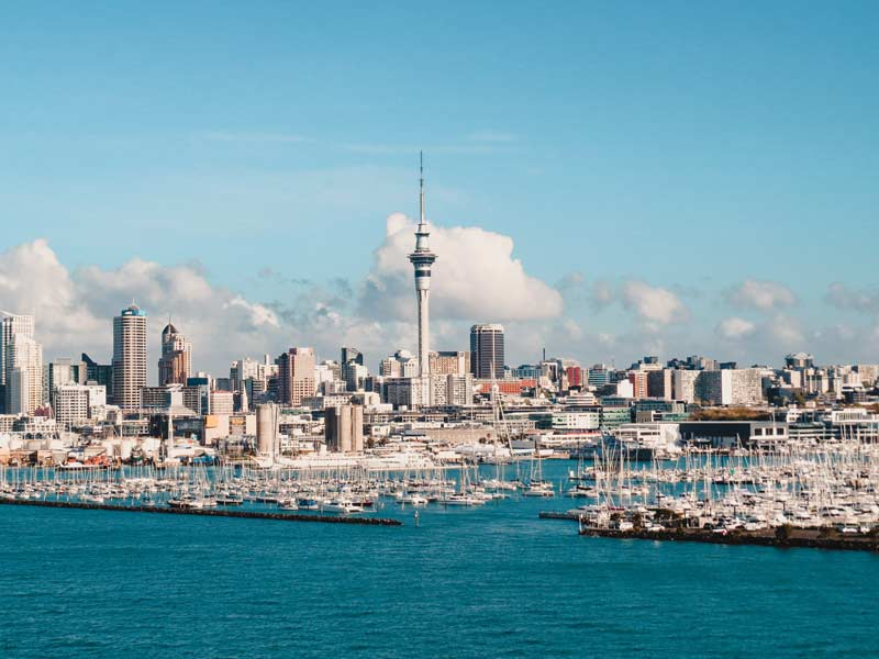 Neuseeland Nordinsel Highlights Auckland