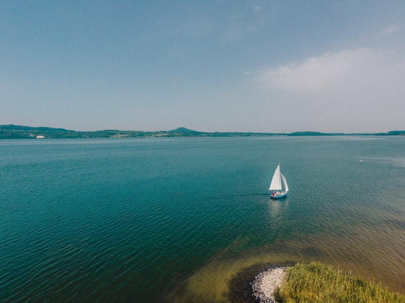 Sachsen Sehenswürdigkeiten Berzdorfer See